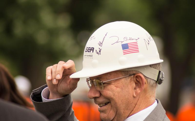 DeFazio Elected to Ranking Member